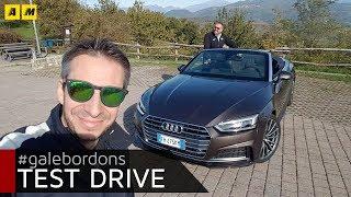 Audi A5 cabrio   Aperta è tutta un