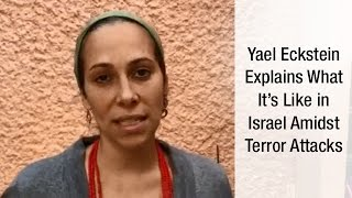 Yael Eckstein Explains What It