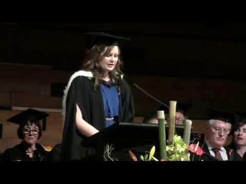 Graduate Speakers 2014 - Abigail