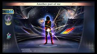 Michael Jackson The Experience Another Part Of Me (PS3) FULL HD