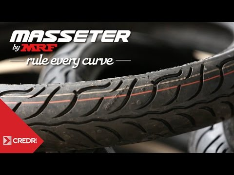 Pro Biker: The New MRF Masseter Tyres Review || Grippy Tyres at affordable prices