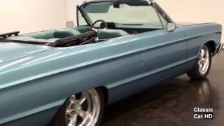 1965 Plymouth Fury Convertible 4 Speed - Classic Car HD