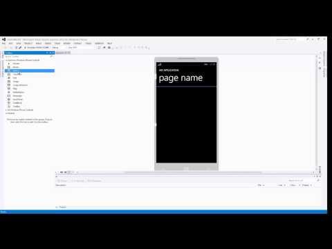 'Hello World' für Windows Phone 8 - Teil 1