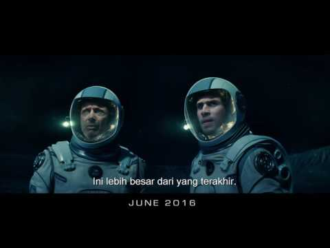Independence Day: Resurgence   Extended Trailer [HD]   2016   Indonesia