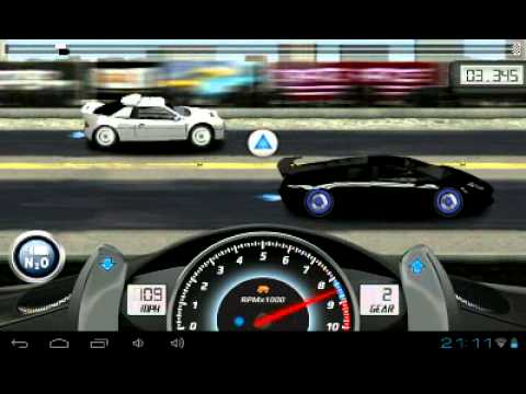 Best Car For Career Stage Level  Drag Racing