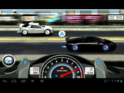 drag racing app best cars per level