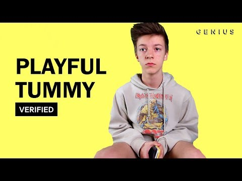 PLAYFUL TUMMY (A$$JUGS) Official Lyrics & Meaning | Verified