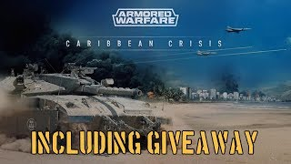 Armored Warfare - Caribbean Crisis