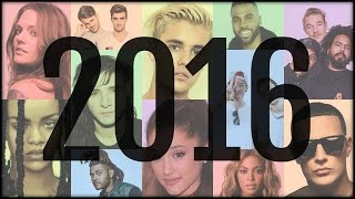 2016 ANTHEM (230+ songs Pop & EDM mashup) - Squiller