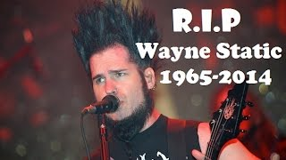 Скачать Static X So Tribute To Wayne Static RIP