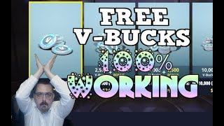 Fortnite - Free V-Bucks Exploit ( 100% Working ) - How to Get Free V Bucks Tutorial pc xbox ps4