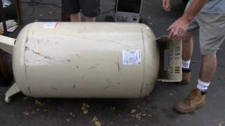 Building A Real Air Cannon