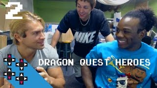 Feeling Sick in Europe (Dragon Quest with Prince Pretty/Tyler Breeze Part 2) — Superstar Savepoint