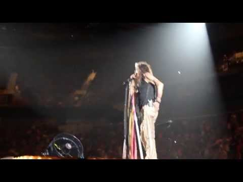 Aerosmith Live 2015 No Surprise and Mama Kin