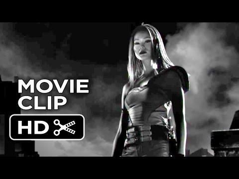 Sin City: A Dame To Kill For Movie CLIP - Gail (2014) - Jamie Chung. Rosario Dawson Thriller HD