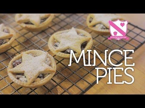 Christmas - Mince Pie Recipe