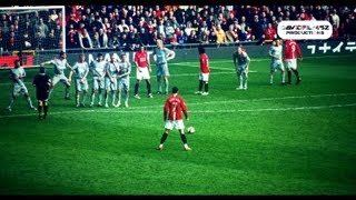 vuclip Cristiano Ronaldo - Top 10 Free Kicks/Goals 2004/13 - HD Real Madrid & Manchester United