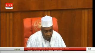Ministerial Confirmation: Senate Confirms Amaechi, 17 Other Nominees
