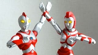 ウルトラアクト ユリアン レビュー ULTRA-ACT Ultraman80 Yullian