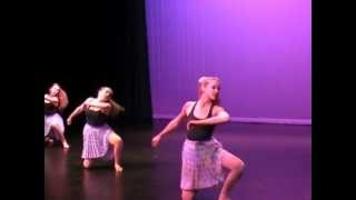 """Summertime Sadness"" - Enver Creek Dance Recital January 2013"