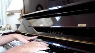 Naruto Shippuuden OP4 Piano, CLOSER- Joe Inoue (Really Rough Version -.-)