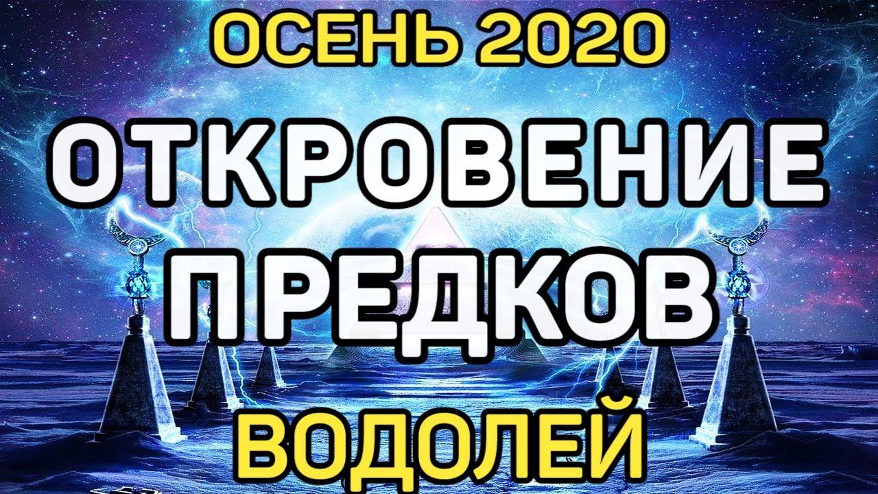 ВОДОЛЕЙ. ЧТО ВАМ НУЖНО ЗНАТЬ ПРЯМО СЕЙЧАС. ОСЕНЬ 2020. ЧТО ХОРОШЕГО ПО СУДЬБЕ. ПРОГНОЗ ТАРО ОНЛАЙН.