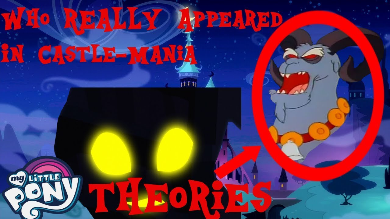 Castle Mania >> Who Really Appeared In Castle Mania Mlp Theories