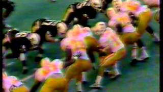 1988 Tennessee vs Vanderbilt