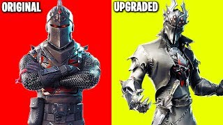 the NEW Black Knight in Fortnite [PATCH NOTES]