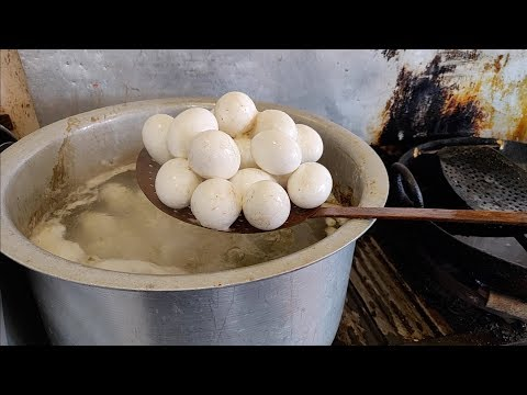 Famous Egg Pakoda of Ulhasnagar | Anda wala Bhajia | Indian Street Food