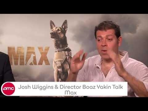 Josh Wiggins & Director Boaz Yakin Chat MAX - AMC Movie News