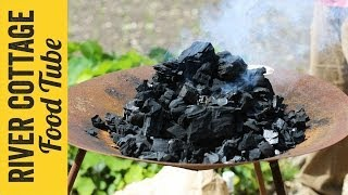 How To Light A Charcoal Bbq | Tom Hunt - The Natural Cook