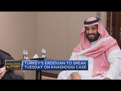 Saudi Arabia says crown prince wasn't aware of Khashoggi killing