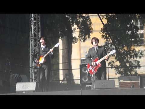 Dni Oleśnicy  - The Postman repertuar The Beatles (2015)