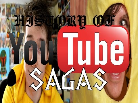 History of YouTube Sagas Episode 10: A Tale of Two Internet Celebrities