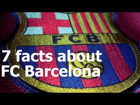 7 interesting facts about FC Barcelona. Lie or true? Try to