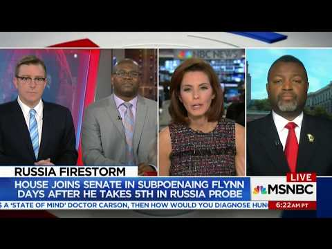 MSNBC: Dr Jason Johnson on New Developments in...