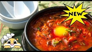 Korean Tofu Stew Recipe: How To Make Flavorful Sundubu Jjigae