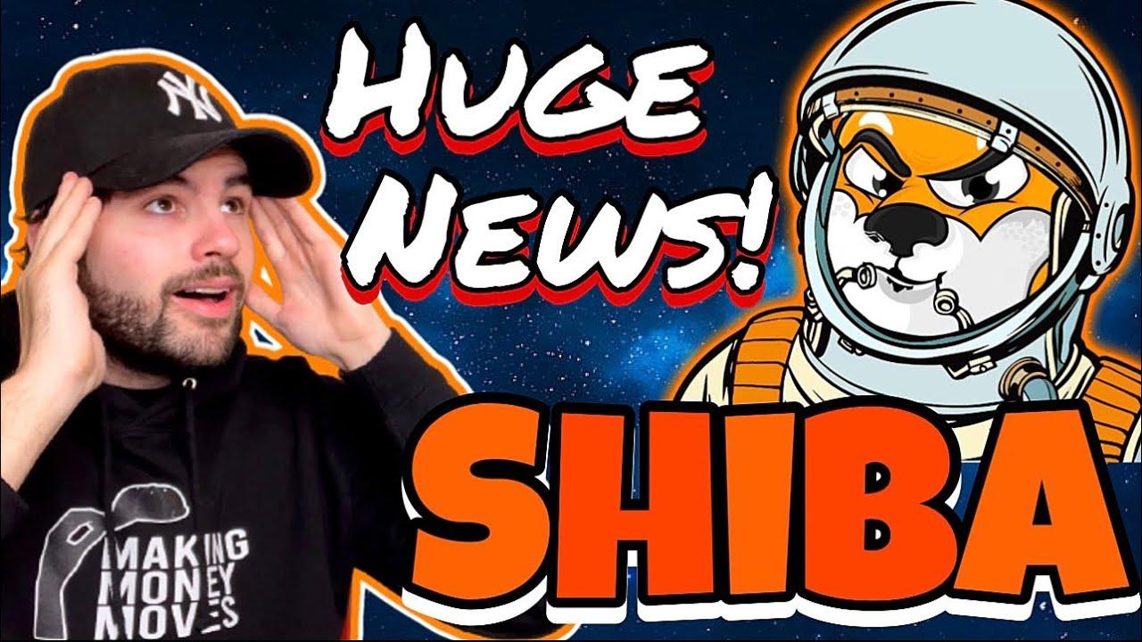 SHIBA INU TOKEN HUGE UPDATE 🚀 SHOULD YOU BUY? SHIB COIN EXPLODES