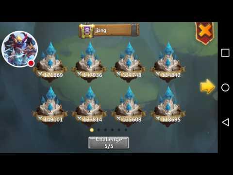 Castle Clash - Guild Wars Glitch