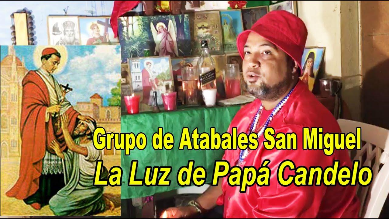 Grupo de Atabales San Miguel - La Luz de Papa Candelo