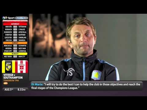 The Manager - Tim Sherwood