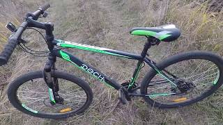 обзор велосипеда - десна 2710. байк на обзор #5