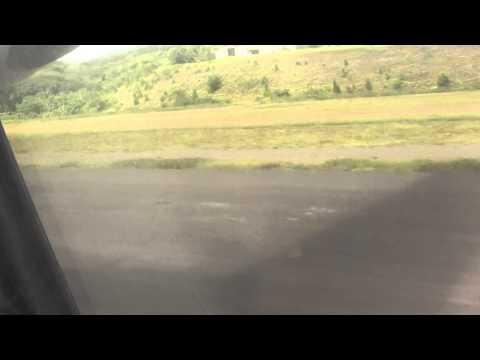 Landing at Hiva Oa   Marquesas Islands 08 10