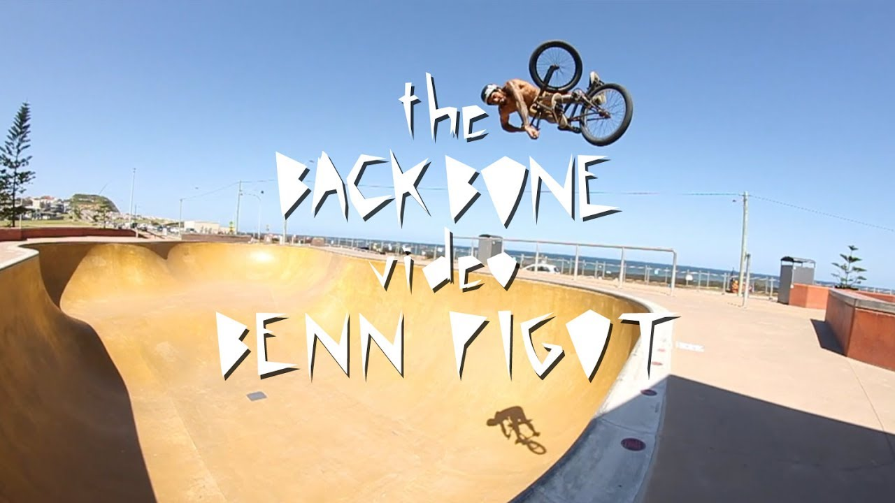 Back Bone BMX - YouTube Gaming