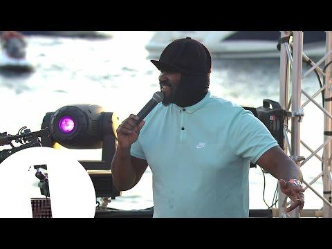 Gregory Porter Performs Liquid Spirit (Claptone Remix) From Radio 1 In Ibiza 2015