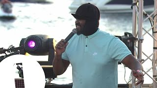 Gregory Porter performs Liquid Spirit (Claptone remix) from Radio 1 in Ibiza 2015