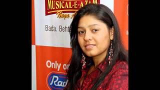 Bheegi Hui Koi Shaam Woh - Female (Chameli) Sunidhi Chauhan