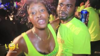 LOL (Lots of Liquor) 2016 high light video (ANTIGUA CARNIVAL)