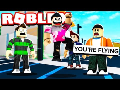 This HACK Lets You FLY in ROBLOX BLOXBURG..